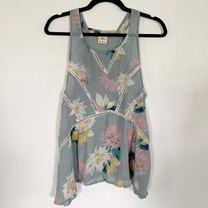 O'Neill tank top blouse